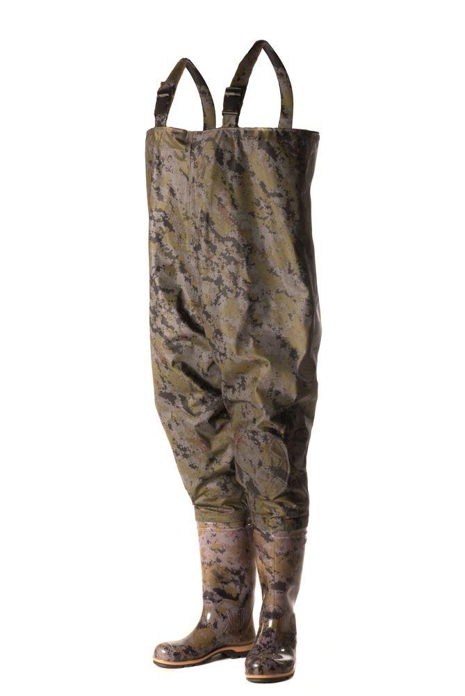 Сапоги резиновые болотные - Атлант.